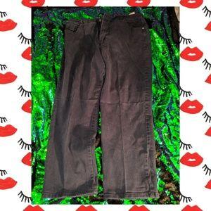 New Gloria Vanderbilt size 16 short jeans.dark blu